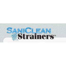 SaniClean Strainers