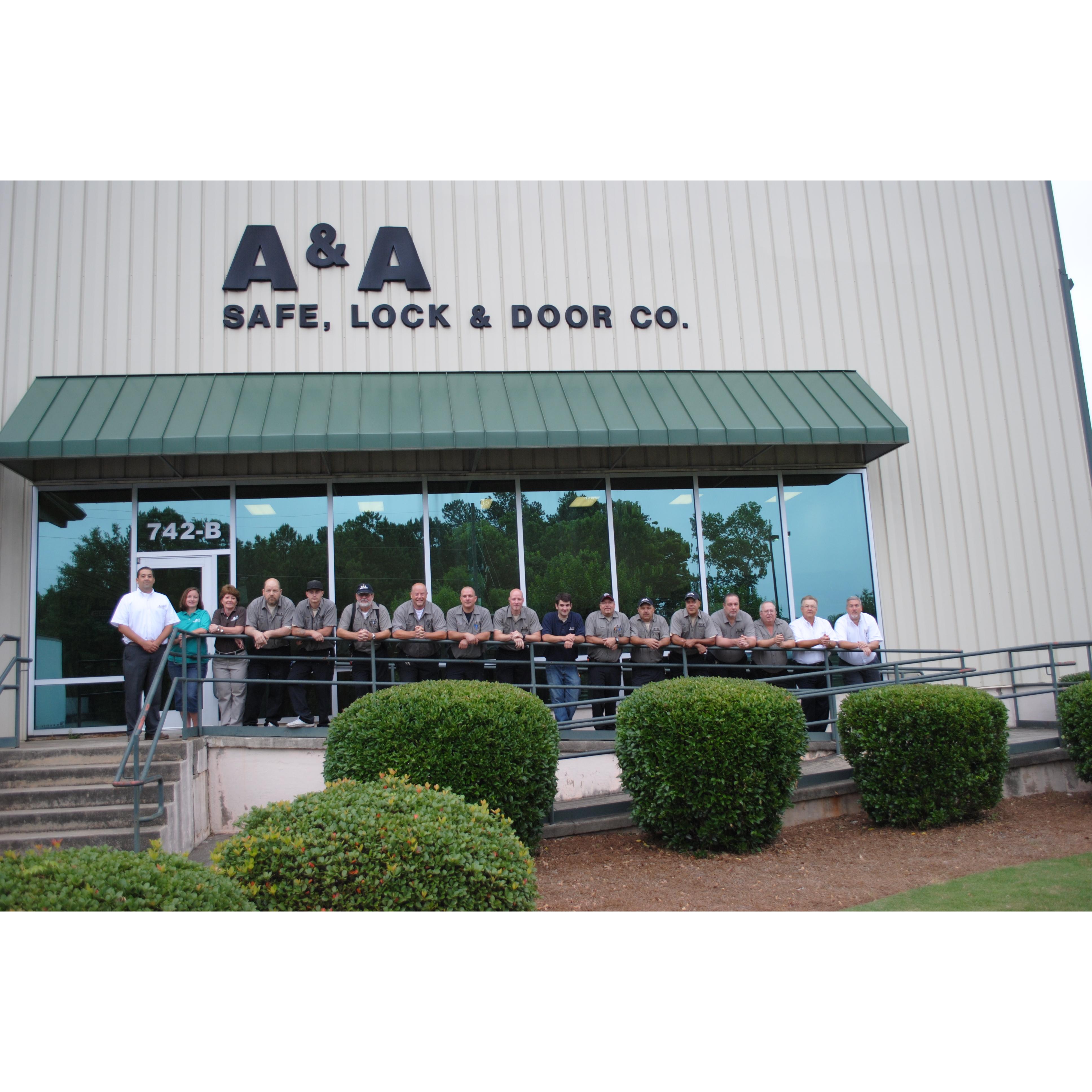 A&A Safe, Lock & Door - Lawrenceville