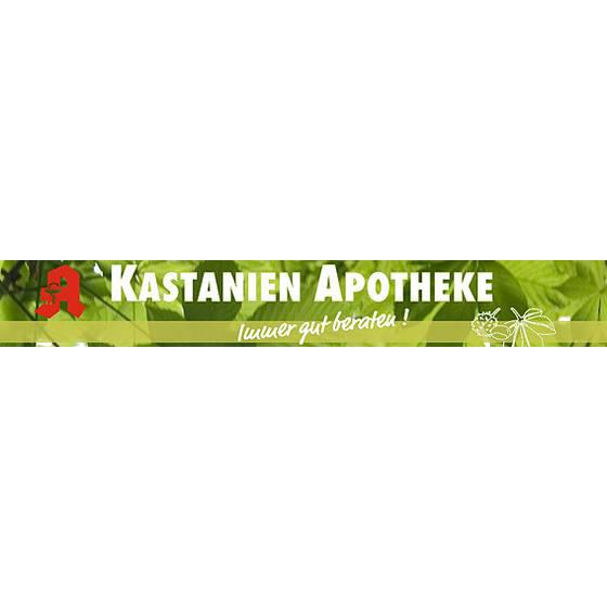 Logo der Kastanien Apotheke am Forum