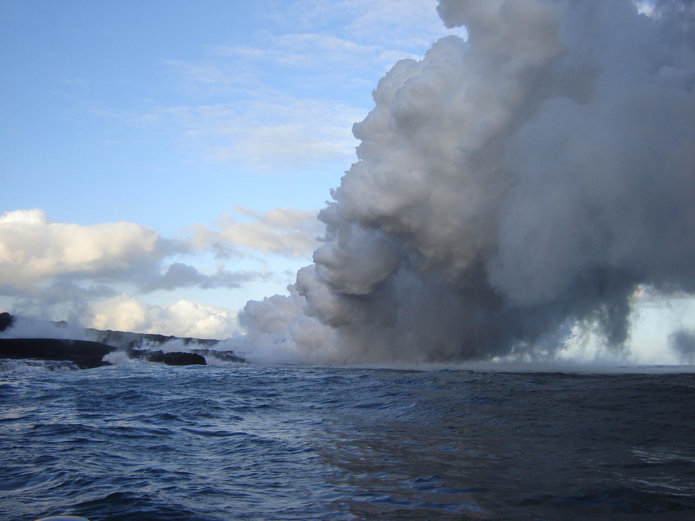 Big Island Lava Boat image 2