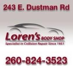 Loren's Body Shop