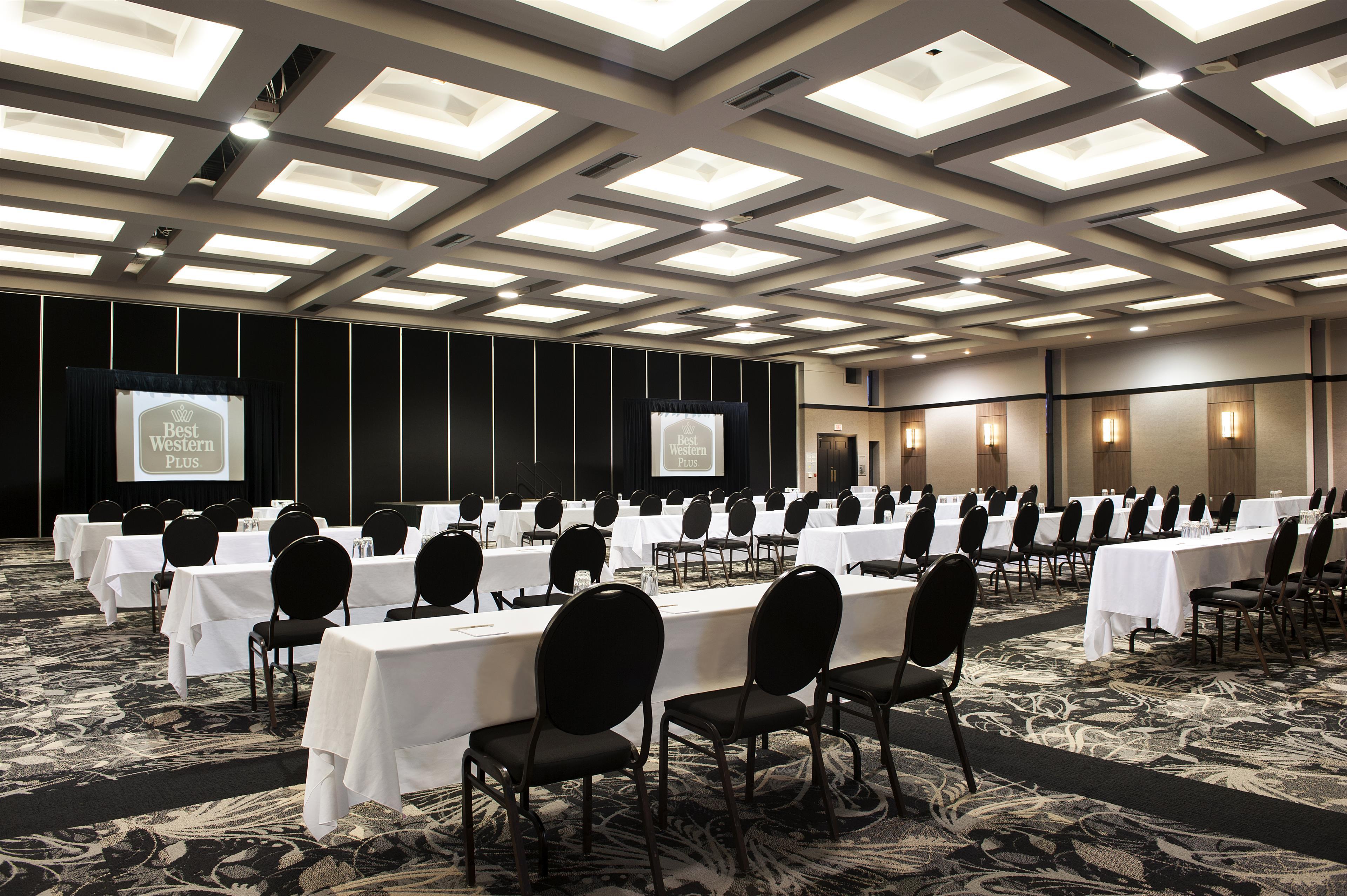 Best Western Hotel Universel Drummondville à Drummondville: Banquet Room
