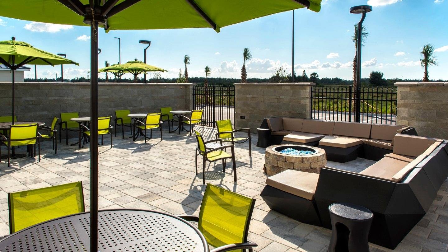 SpringHill Suites by Marriott Tampa Suncoast Parkway image 12