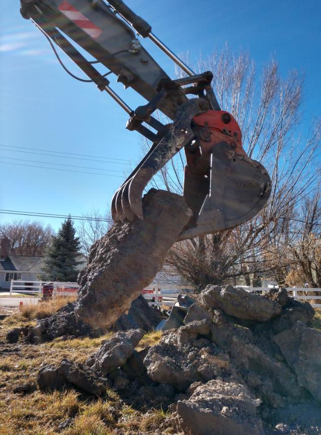 Jeff Laird Excavating Inc