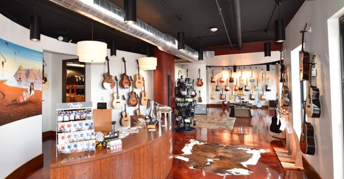 Custom Shop Guitars image 1