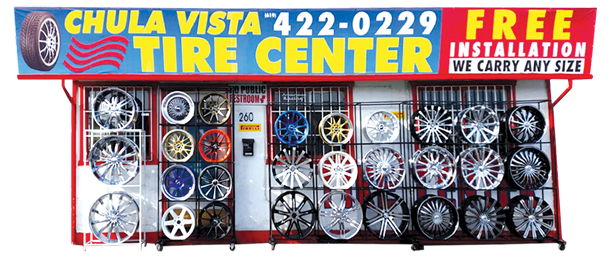 Chula Vista Tire Center