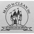 Maid To Clean Inc