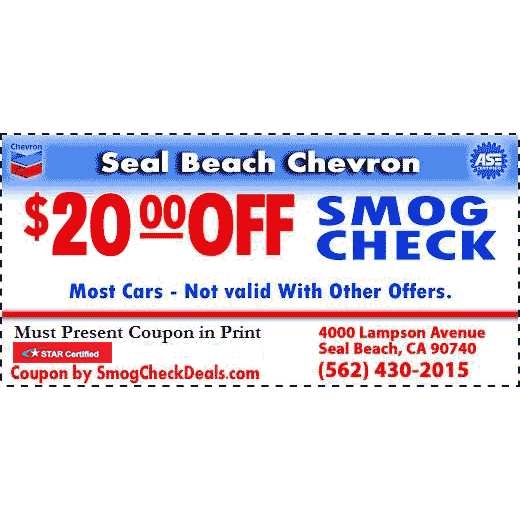 image of Seal Beach Chevron Auto Repair