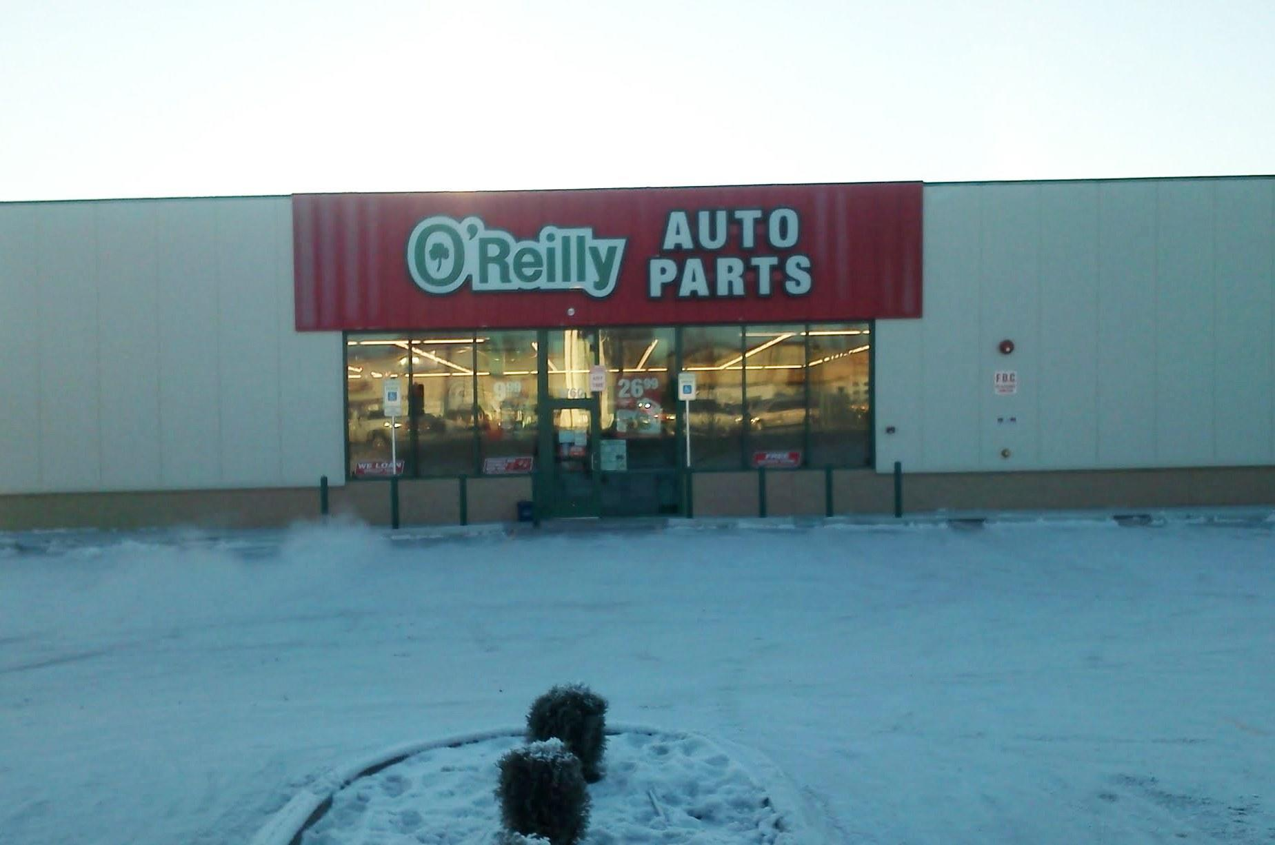 Anchorage Car Parts Stores