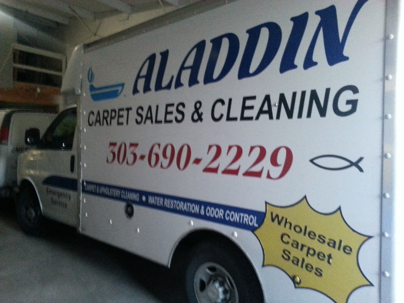 Aladdin Carpet Cleaning & Sales LLC image 2