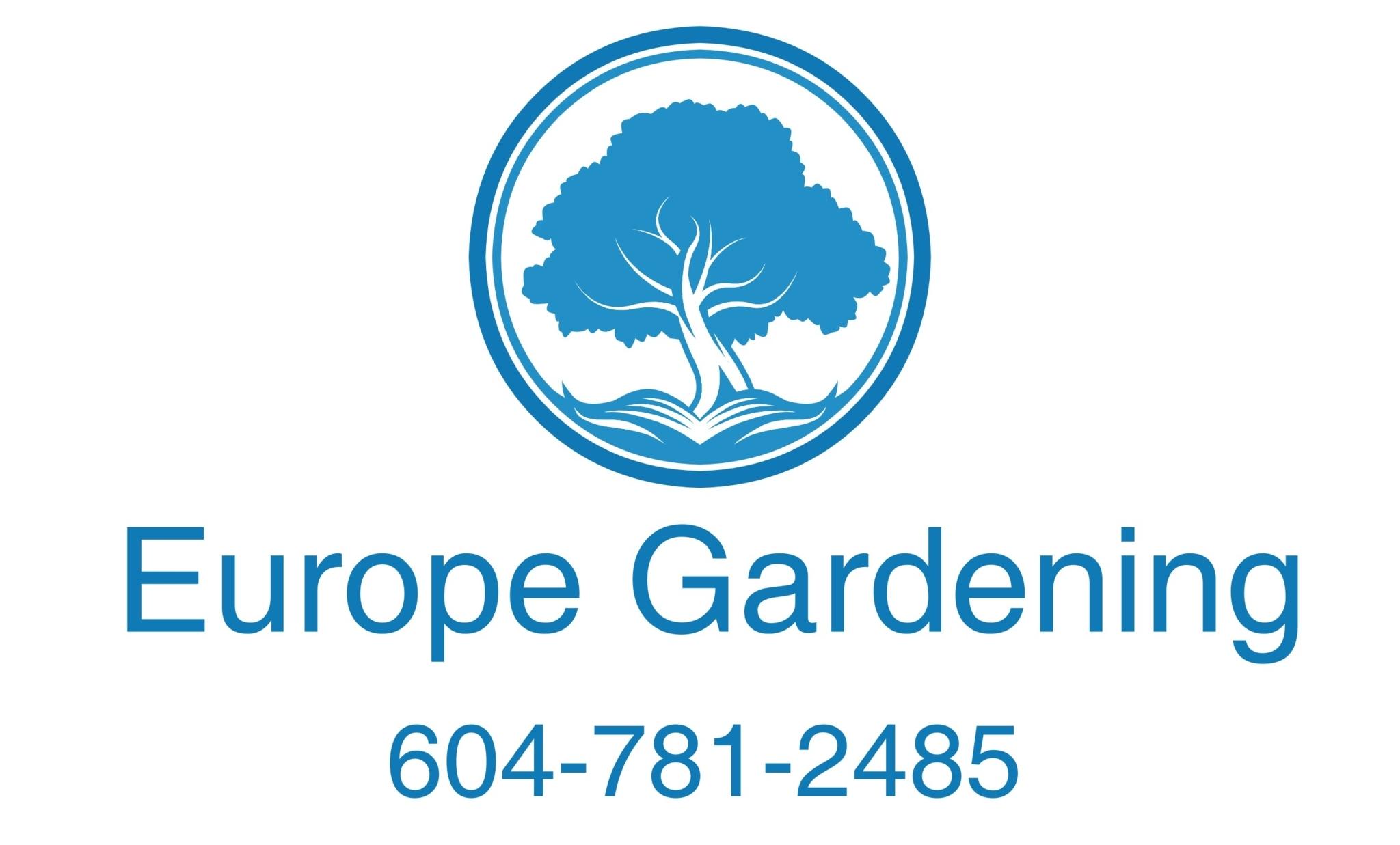 Europe Gardening