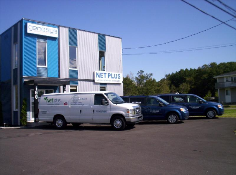 Net-Plus Inc à Lévis
