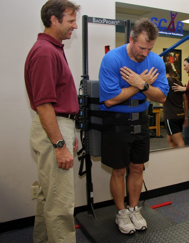 Sports Conditioning and Rehabilitation (SCAR) image 2