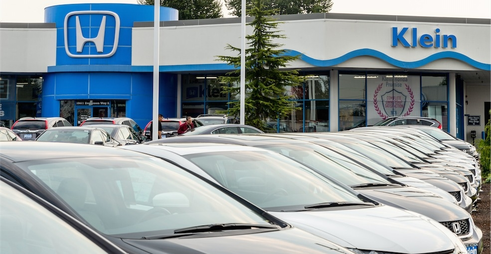 Klein Honda In Everett Wa Whitepages