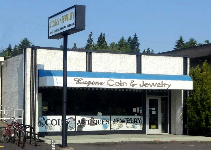 Eugene Coin And Jewelry In Eugene Or 97405 Citysearch