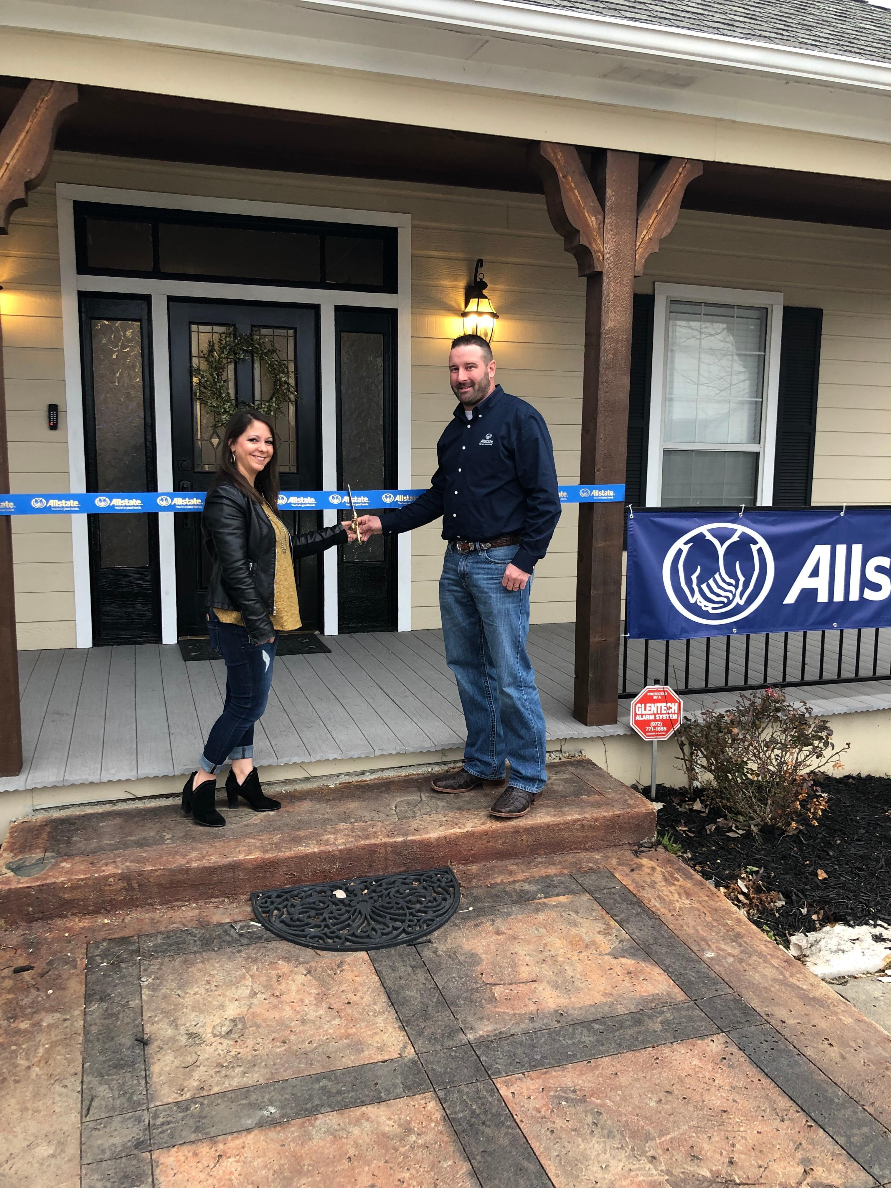 Allstate Insurance Agent: Cale Staton image 9