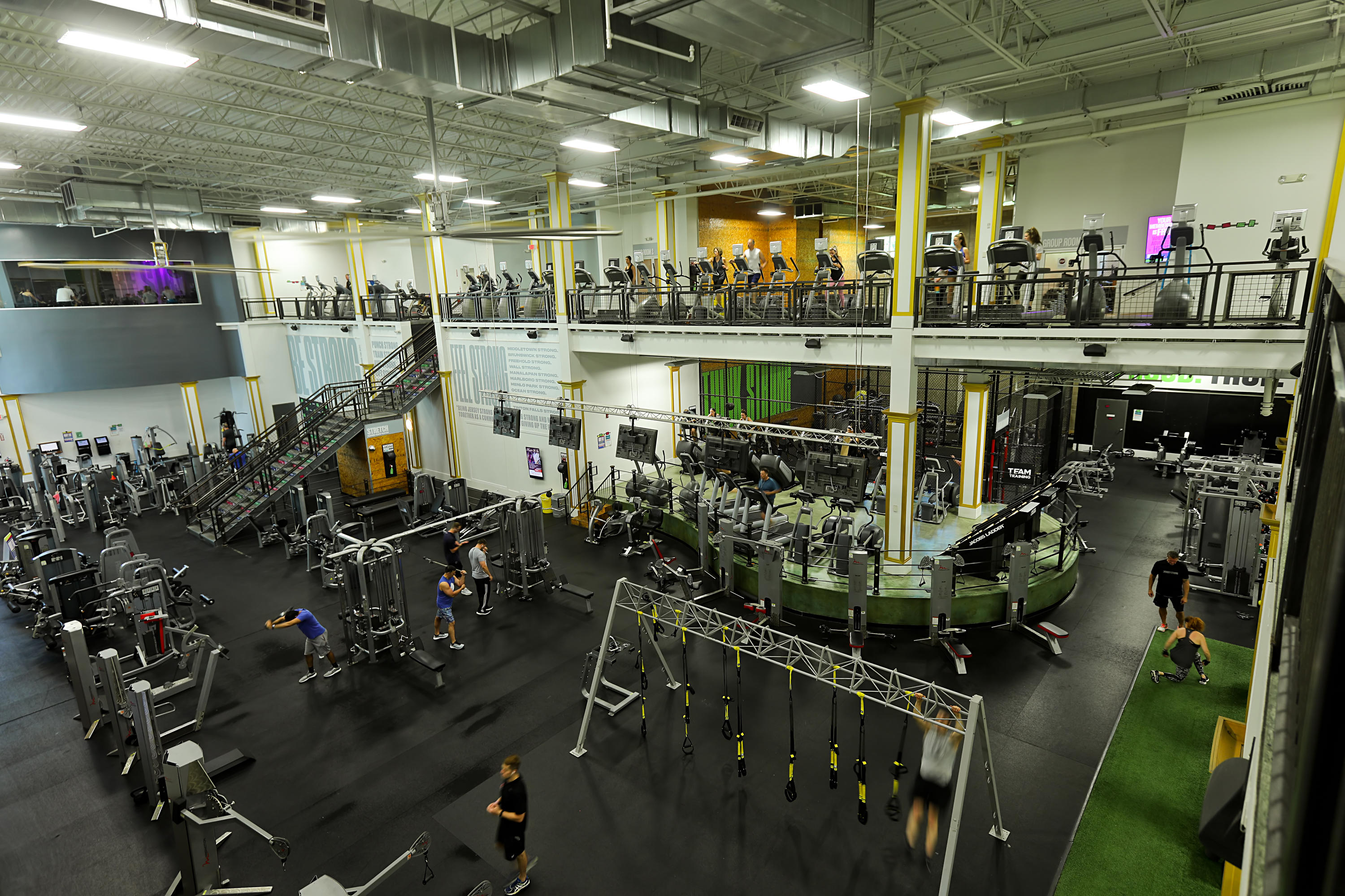 Jersey Strong Gym 1140 Route 130 South Robbinsville Nj Health Clubs Gyms Mapquest