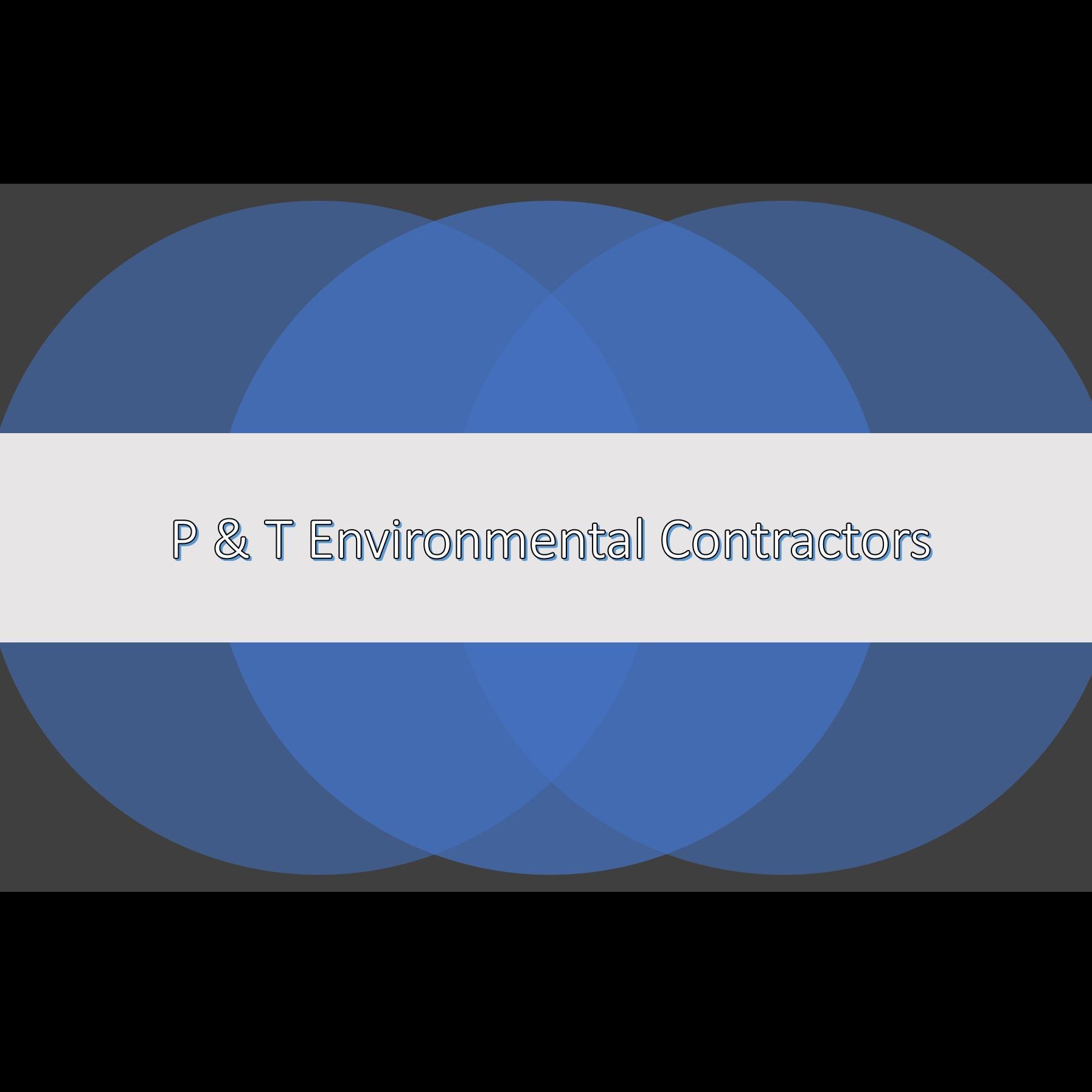 P & T Environmental Contractors image 0
