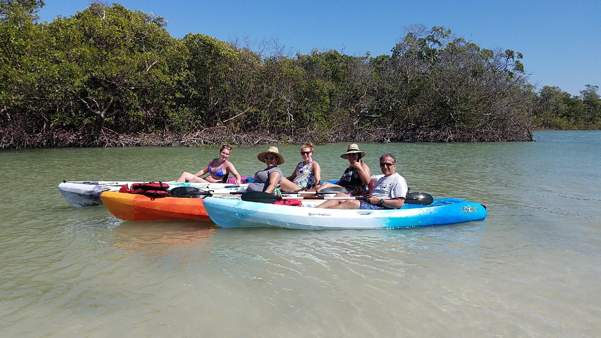 Seaside Kayaking image 0