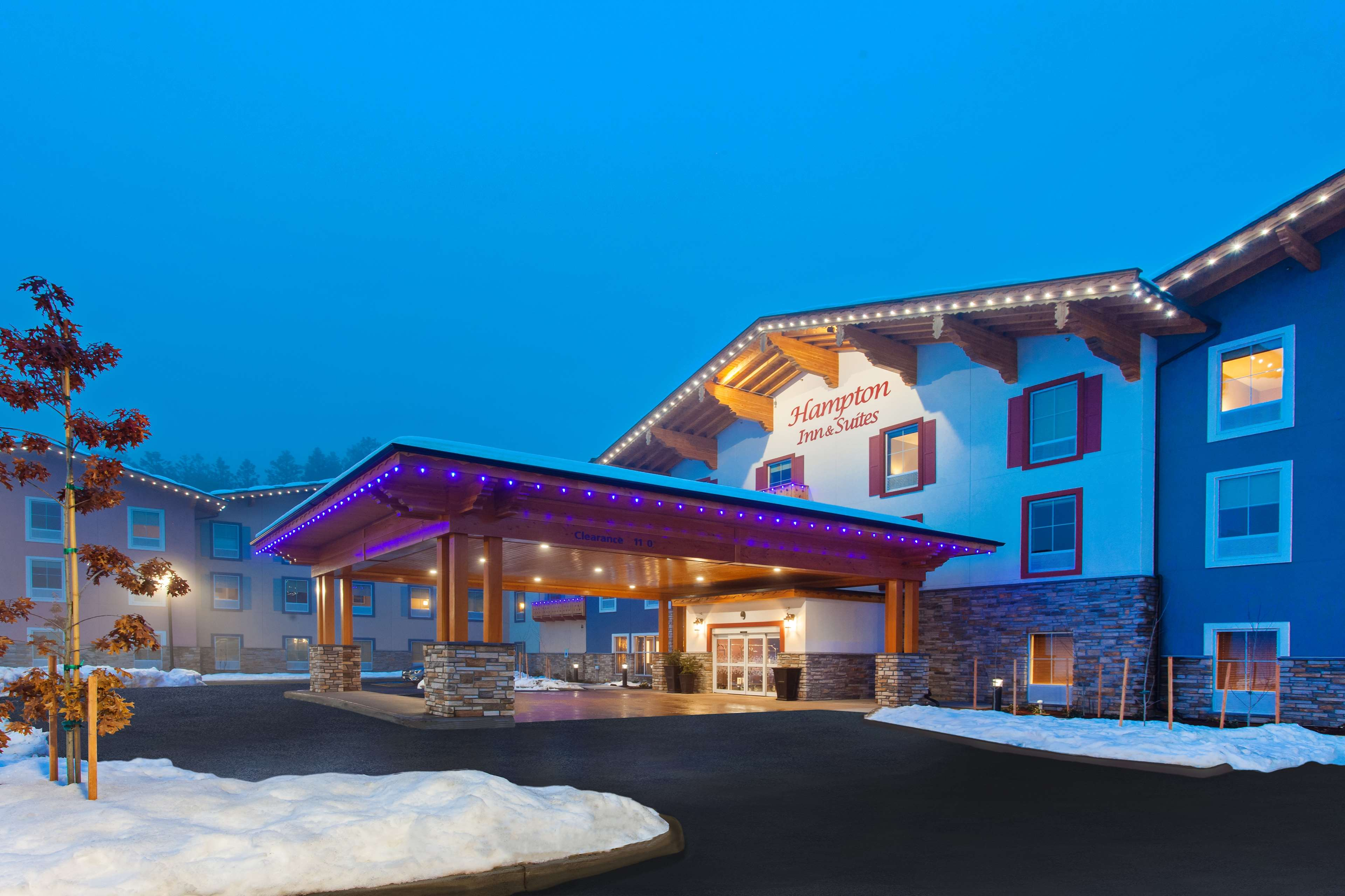 Hampton Inn & Suites Leavenworth image 1