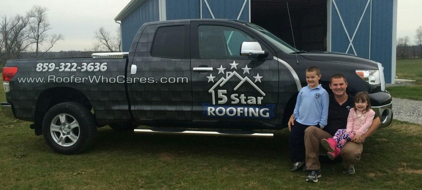 In 2013, I Opened 5 Star Roofing And Pursued My Love Of Roofing.