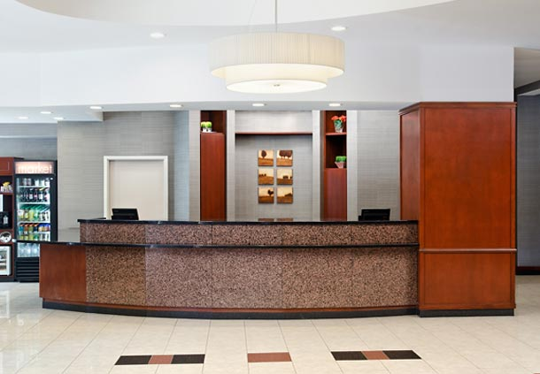 Welcome to Courtyard Birmingham Downtown at UAB! We'll work hard to make your stay as comfortable as possible.