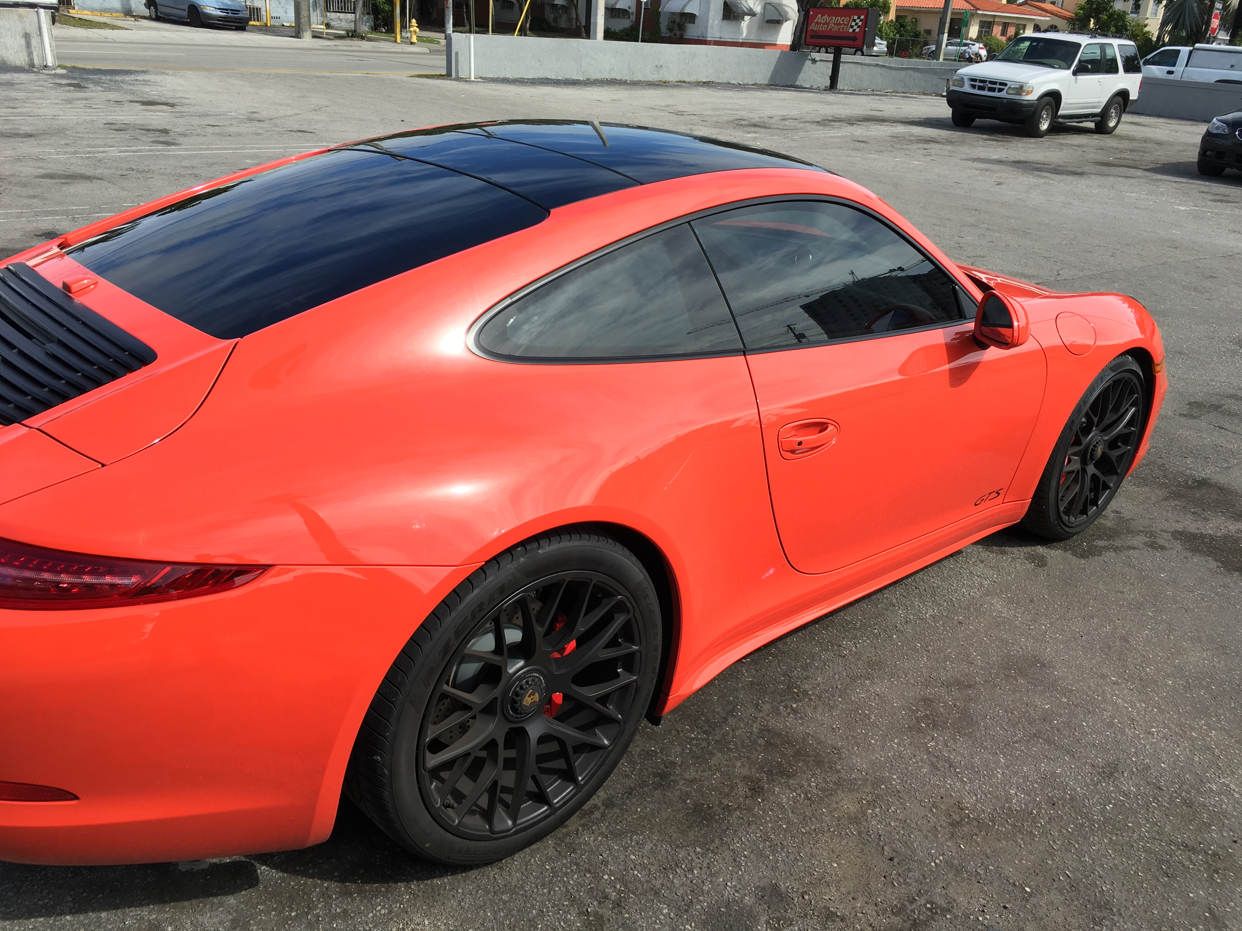 Best Window Tinting and Car Accessories in Miami (mobile tinting service)