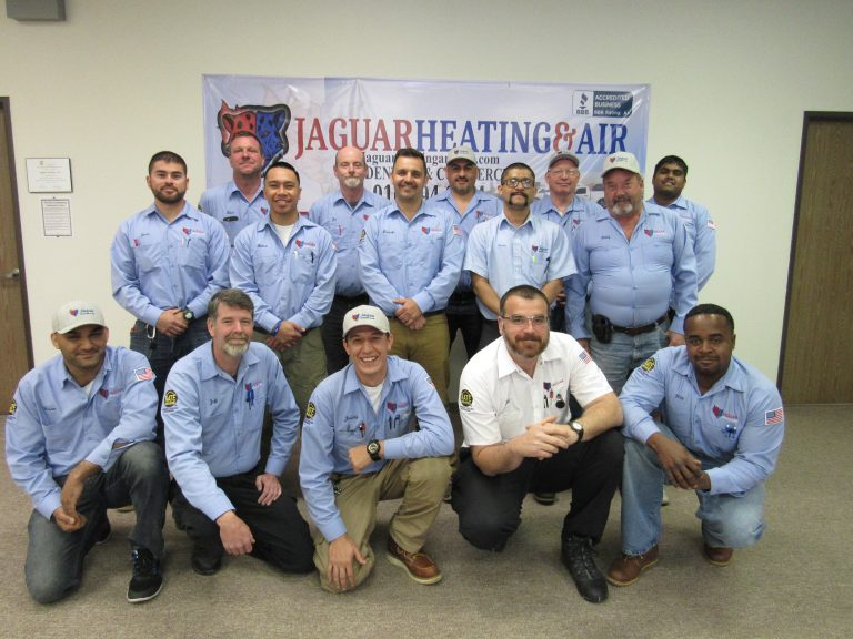 Jaguar Heating & Air Inc image 1