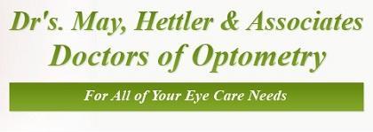 Drs. May, Hettler & Associates, Doctors of Optometry