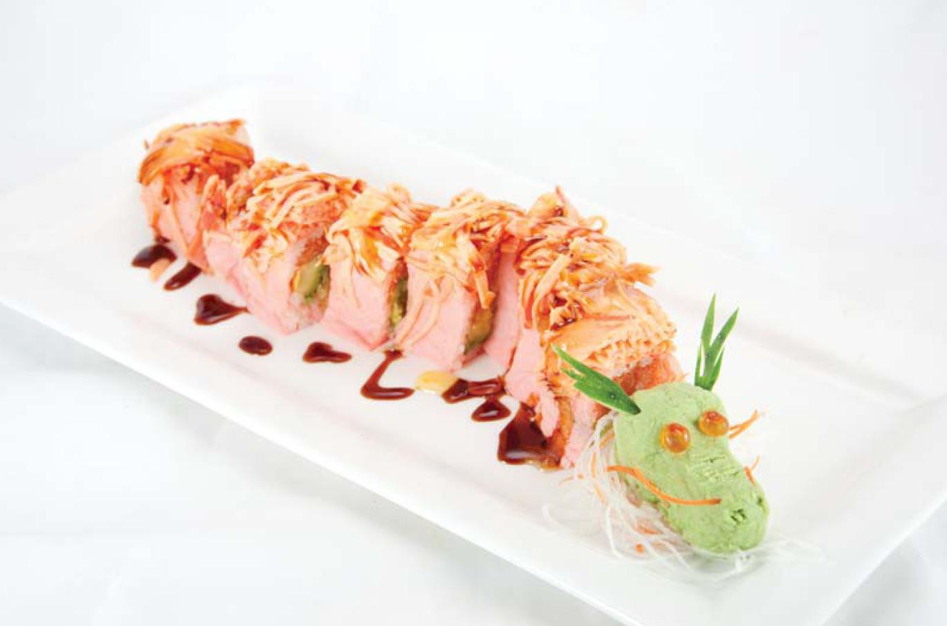 Nikita Japanese and Asian restaurant