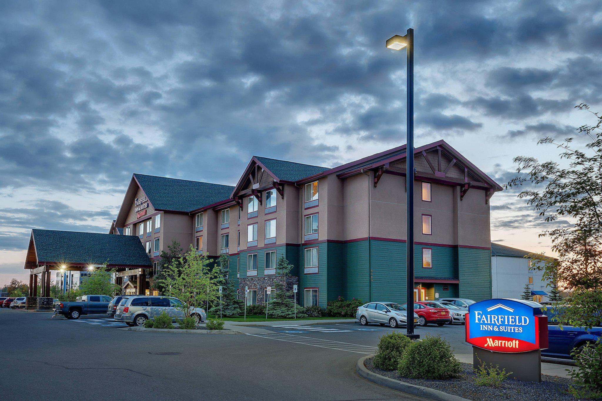 Fairfield Inn & Suites by Marriott Anchorage Midtown