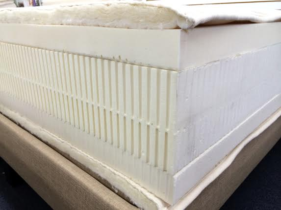 THE ULTIMATE MATTRESS. 100% Pure Talalay Latex. Completely Reverisble. Quilted on Both Sides. 20-Year Warranty. Available in Soft, Regular Firm, Extra Firm and Ultra Firm.