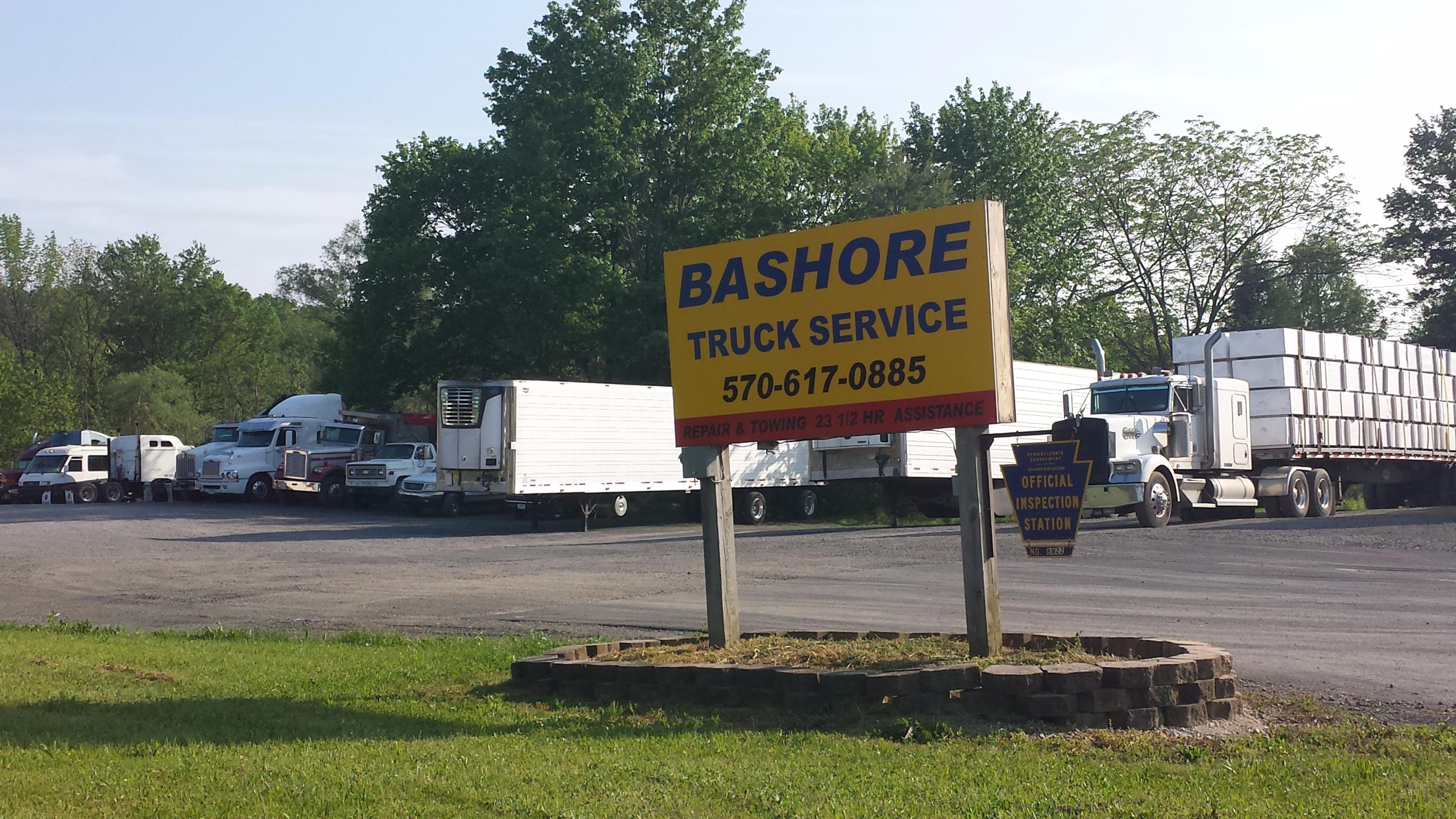 Bashore Truck service image 2