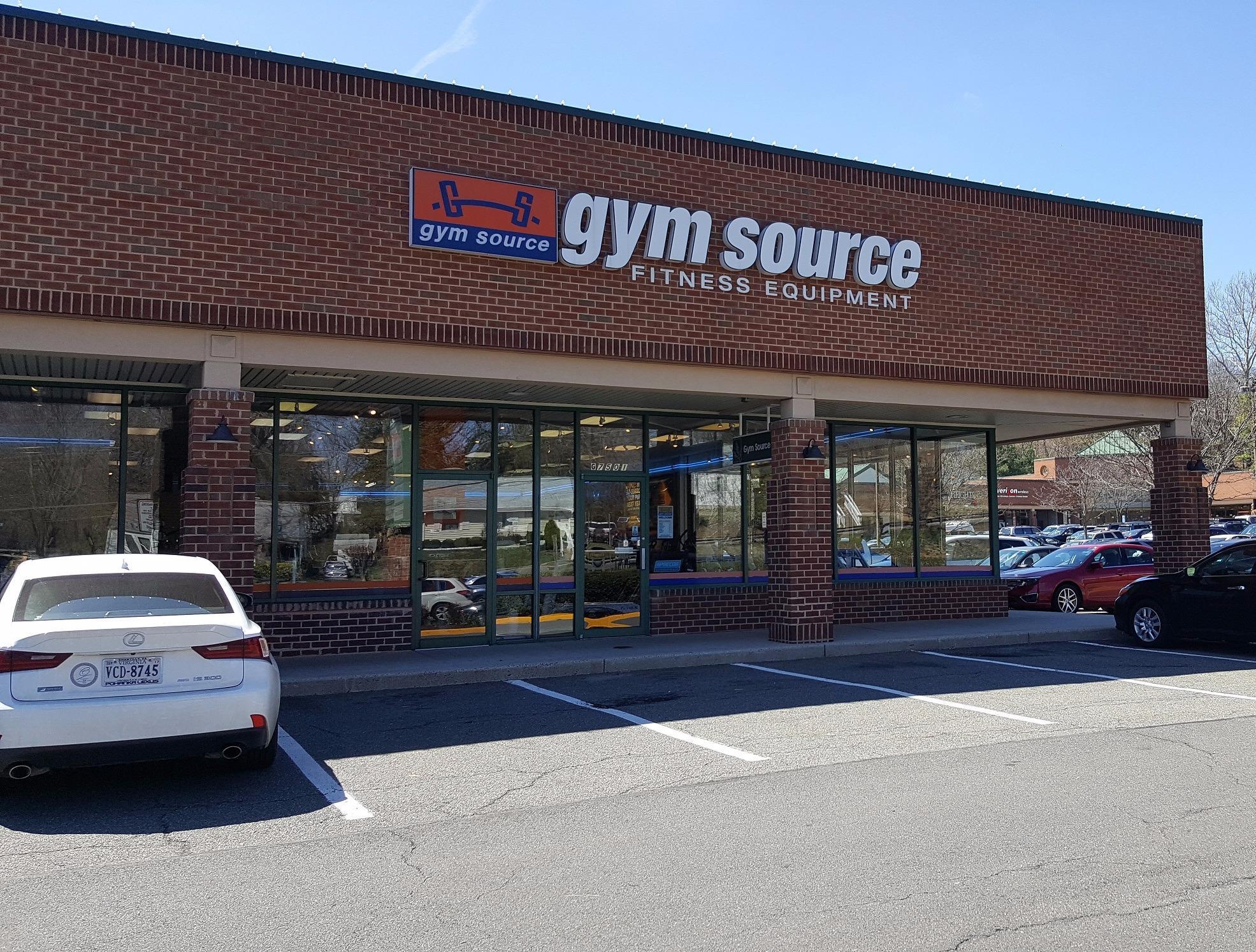 Gym Source image 0