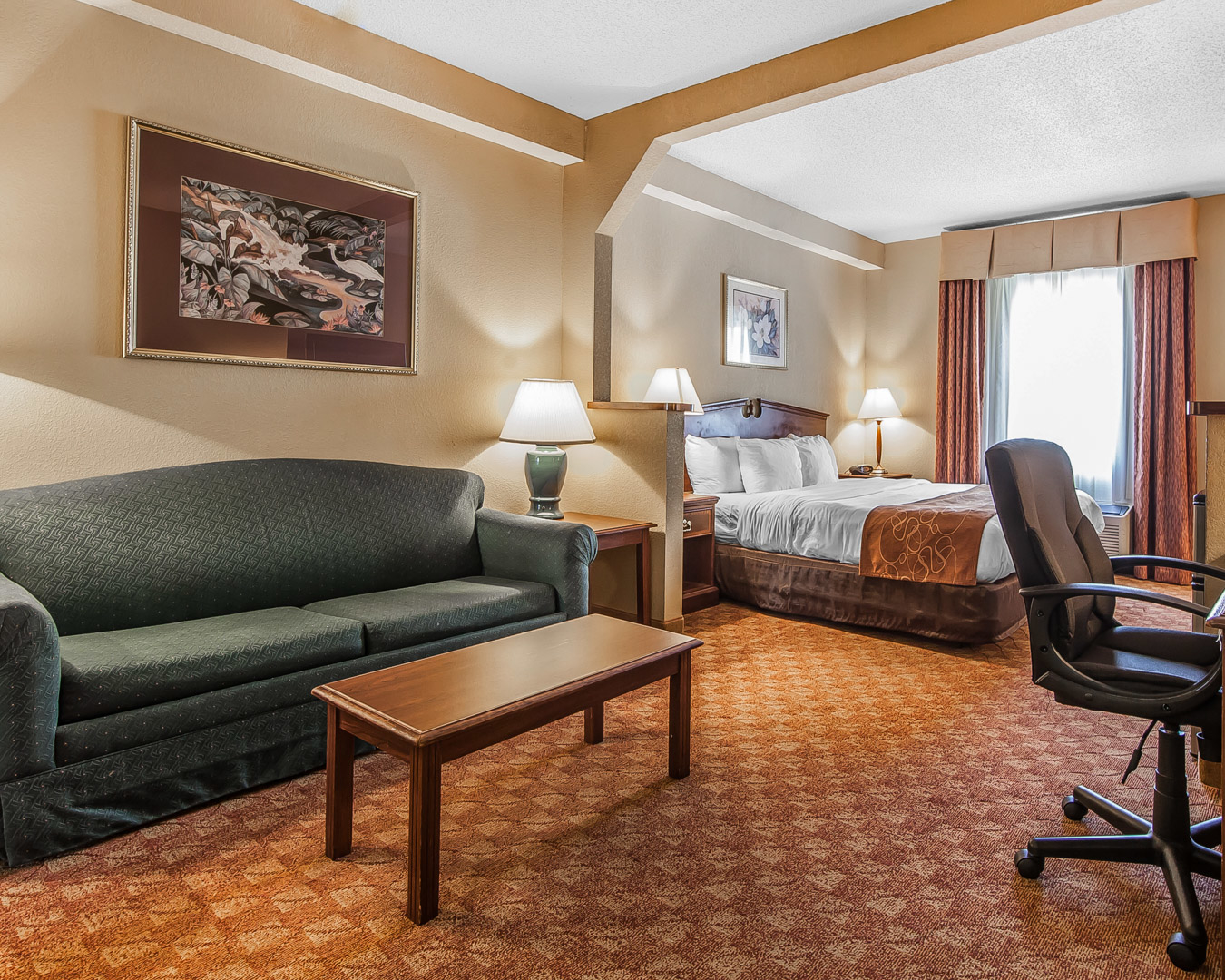 Comfort Suites Airport image 7