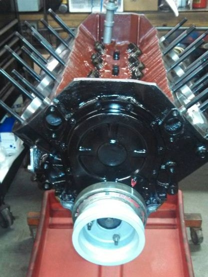 automotive machine shop service