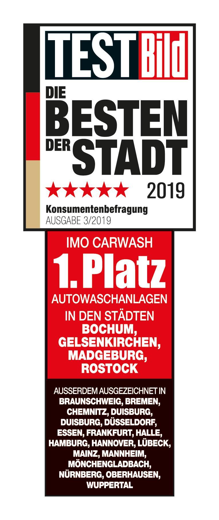 IMO Car Wash - CLOSED, Liebknechtstr. 82 in Magdeburg