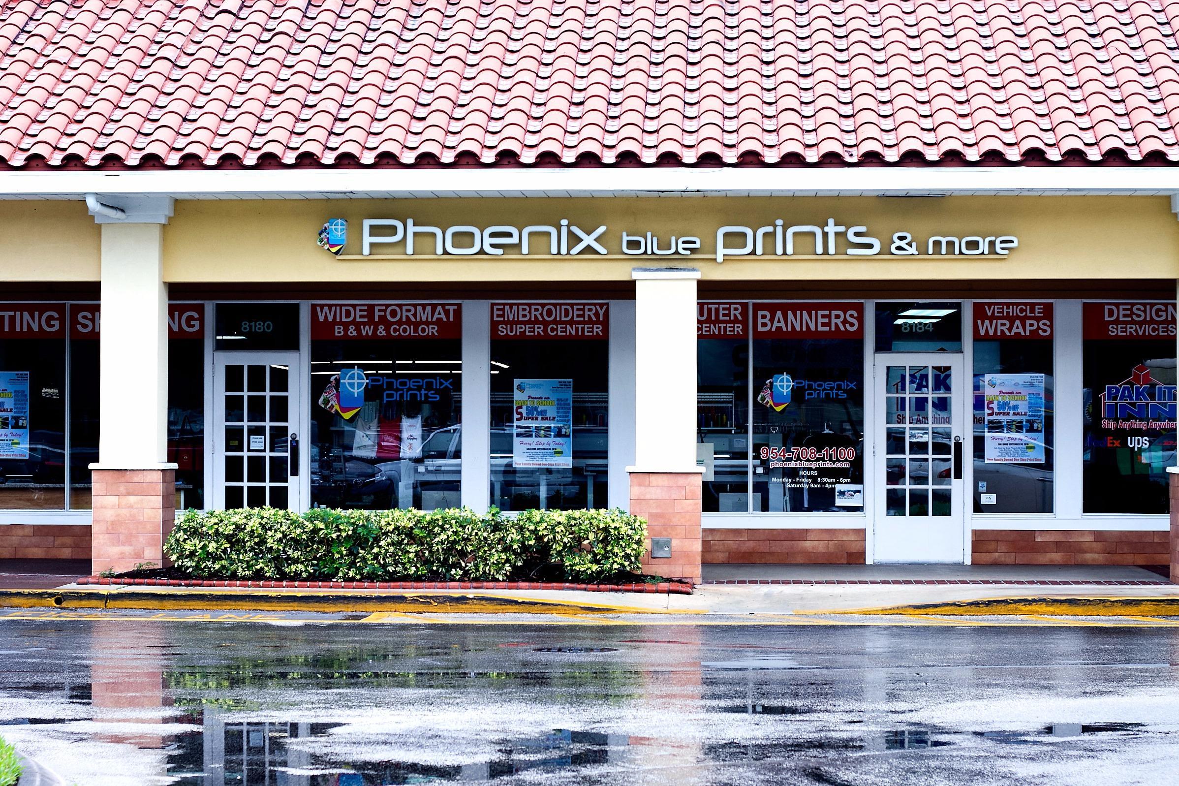 Phoenix Blueprints and More image 0