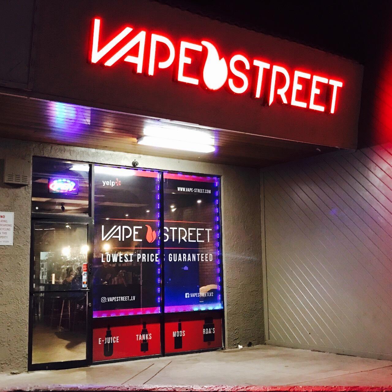 Vape Street Las Vegas 2