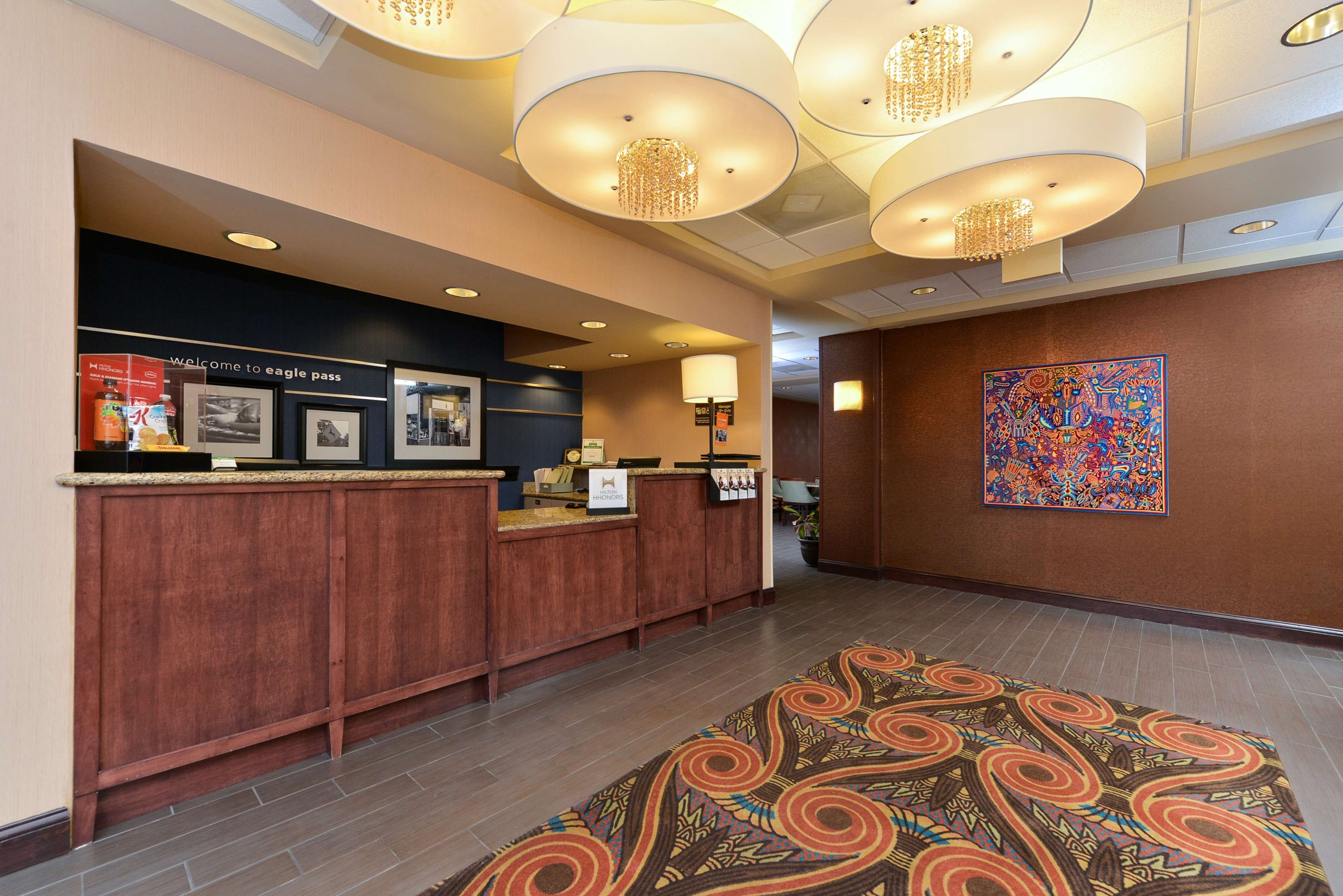 Hampton Inn Eagle Pass image 3