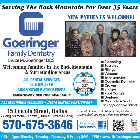 Goeringer Family Dentistry