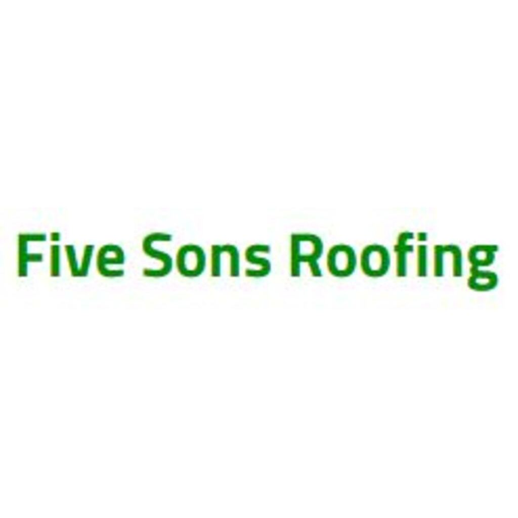 Five Sons Roofing Logo