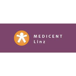 Medicent Linz - Ärztezentrum Logo
