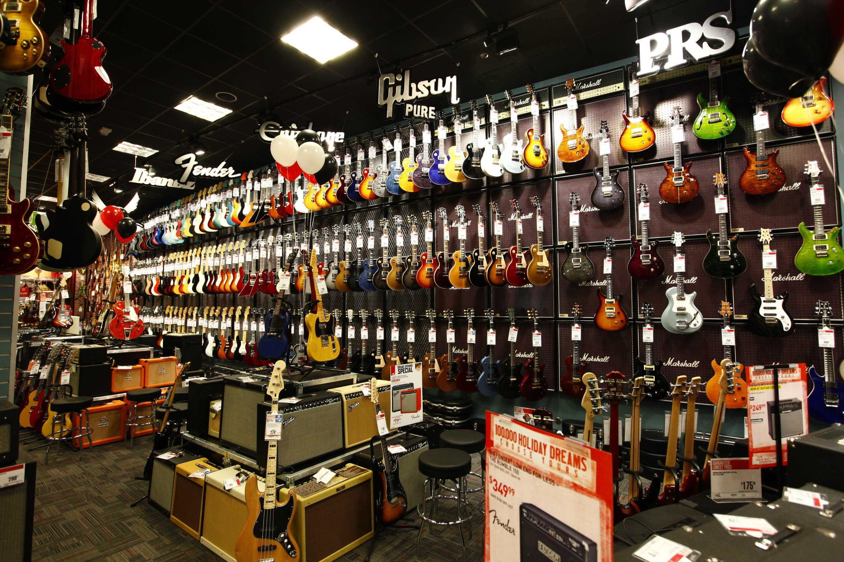 Locations. Photos. Videos. Notes. Events. Community. Info and Ads. See more of Guitar Center on Facebook. Log In. or. But why stop at only one Rose Gold guitar? Guitar Center and American Red Cross for California Wildfire Relief. 2.