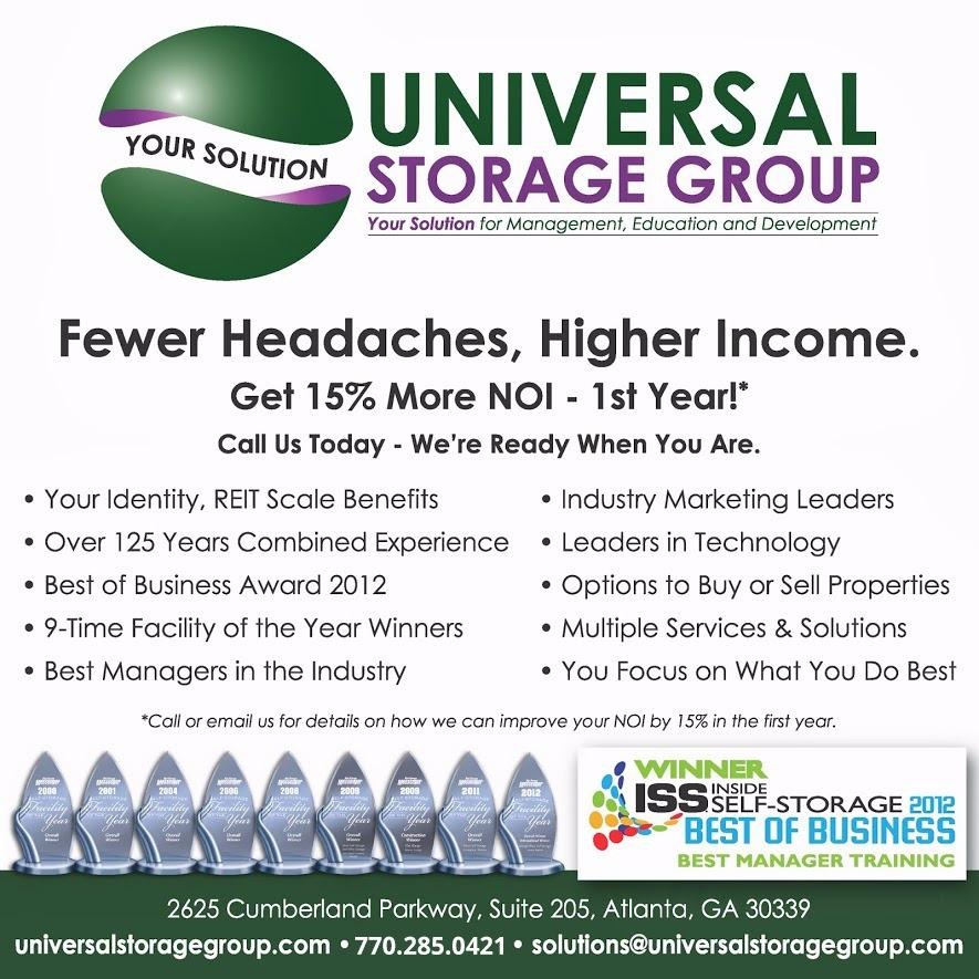 Universal Storage Group image 0