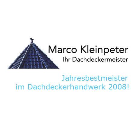 Logo von Marco Kleinpeter Dachdecker