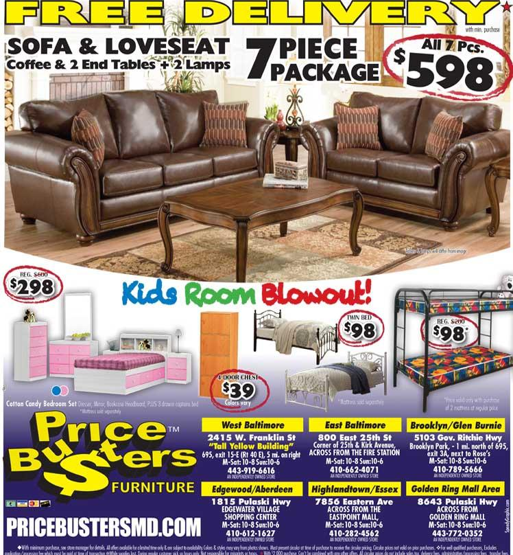 Price Busters Discount Furniture In Forestville Md 301 669 1