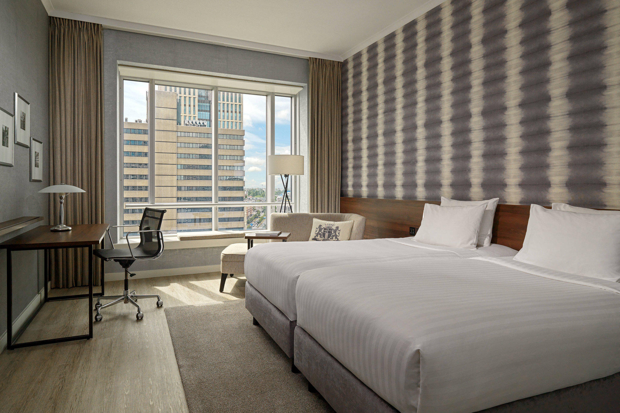 Rotterdam Marriott Hotel
