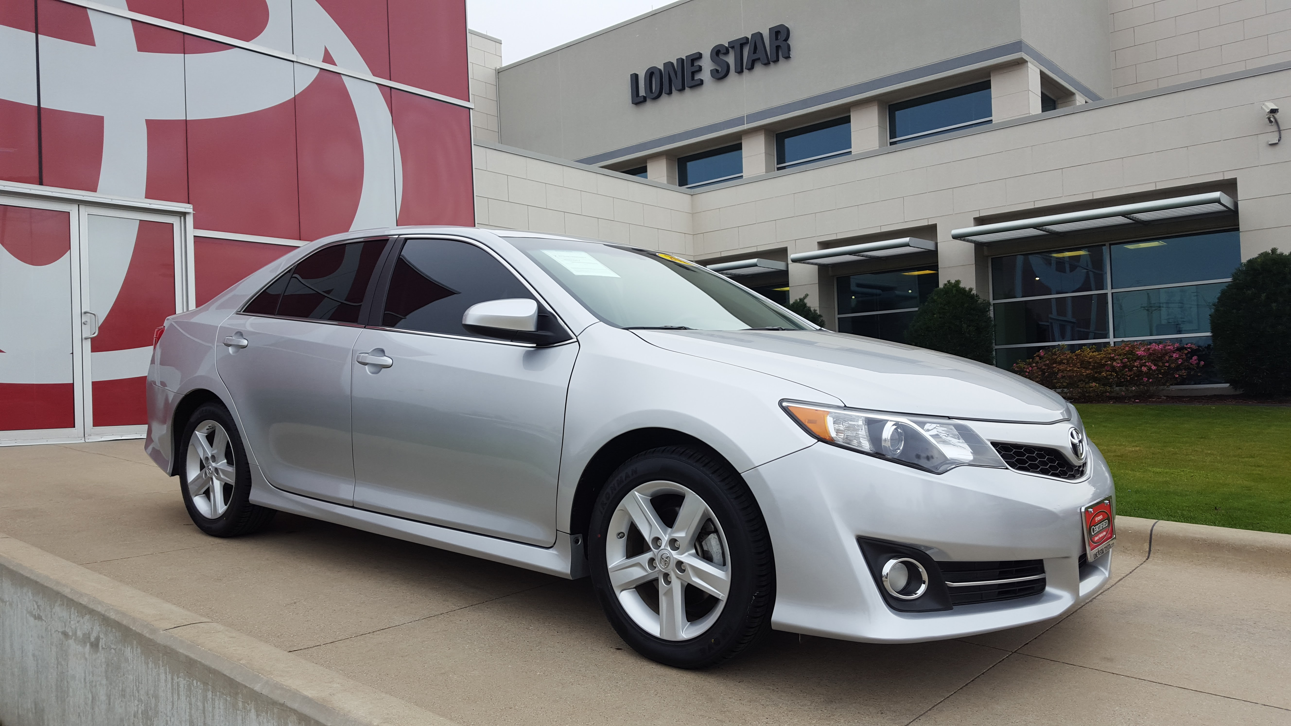 Lone Star Toyota of Lewisville image 12