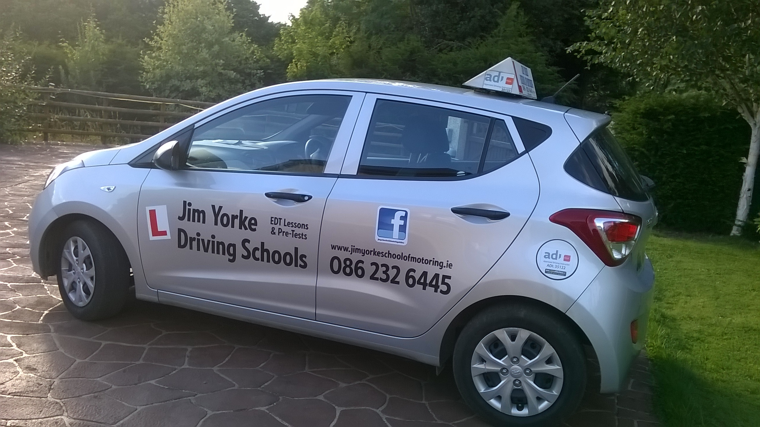 Jim Yorke School of Motoring 2